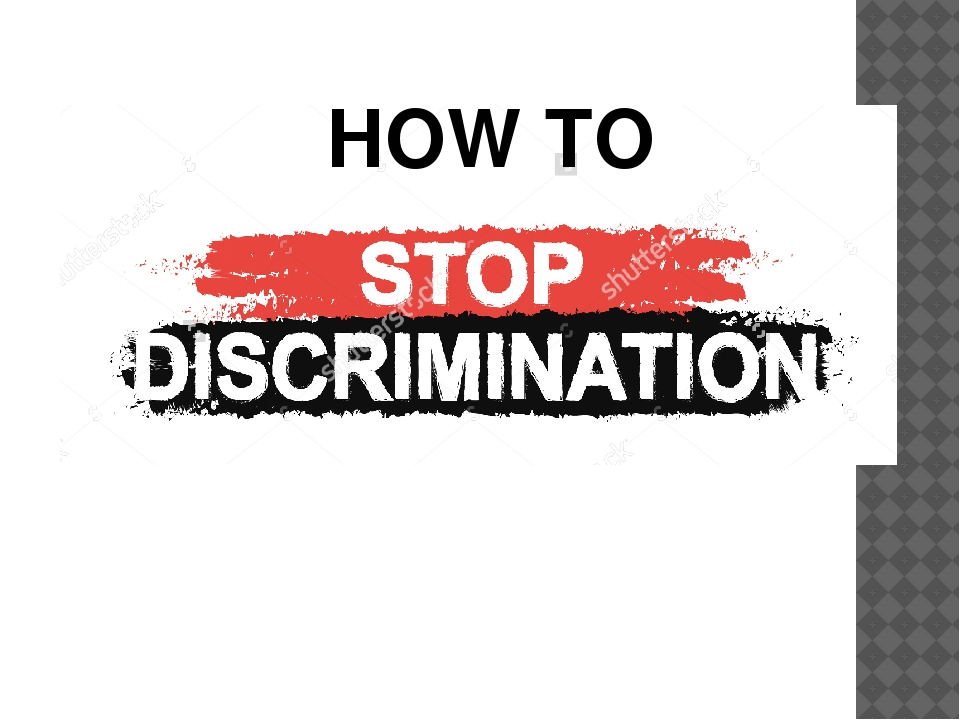 an education to stop discrimination The right to education on the basis of non-discrimination and equality is a recognised right under human rights law provisions relating to gender equality in education can be found in both general and specific international treaties, as well as treaties concluded in most regions of the world.