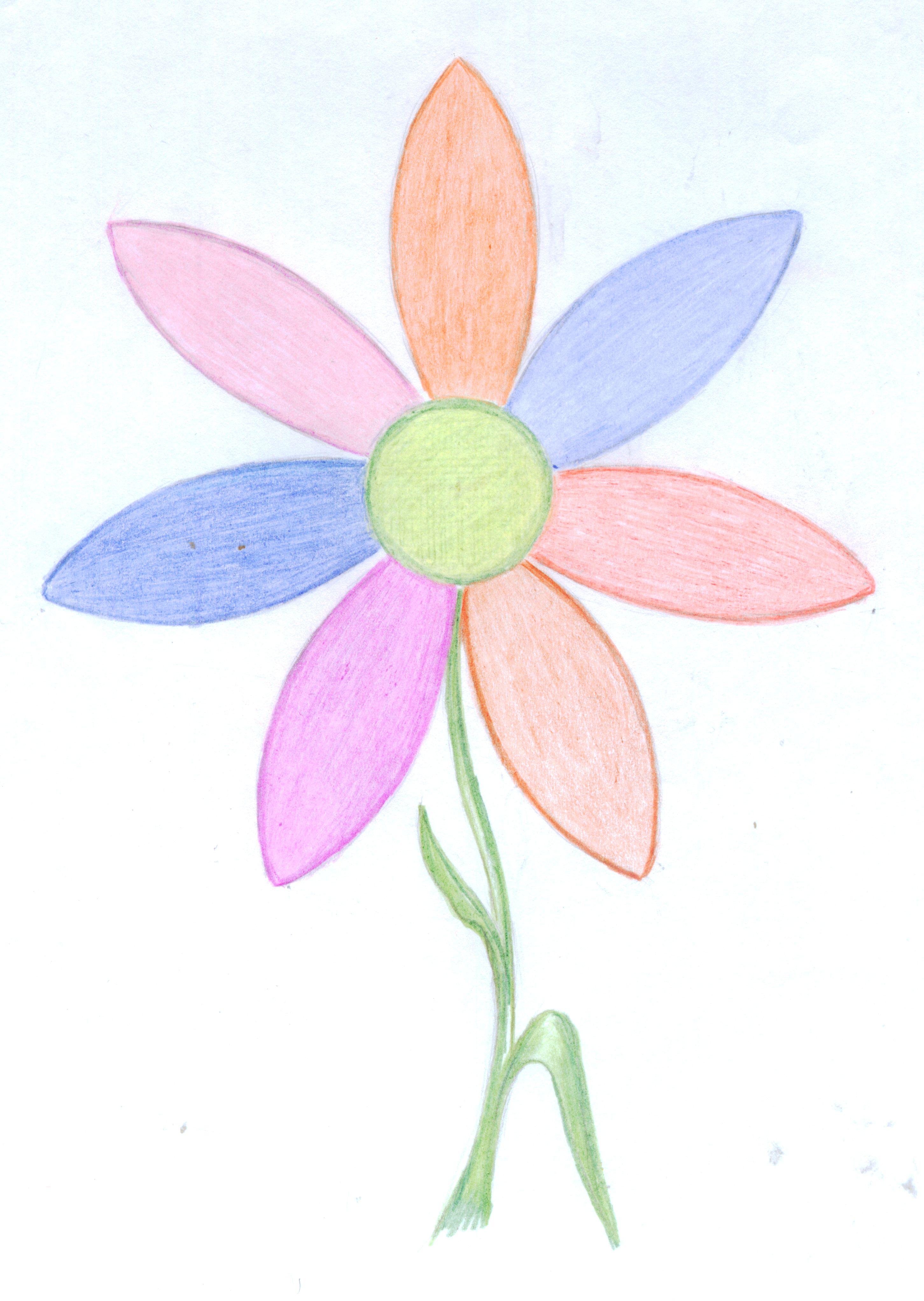 своими картинки цветик семицветик рисовать тех пор