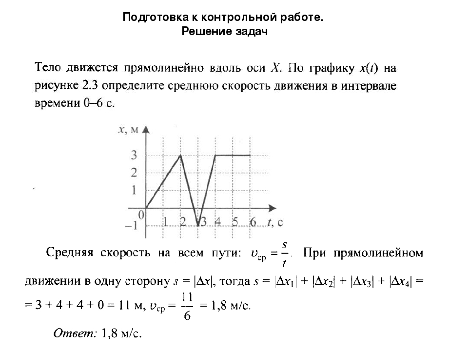 Решения задач по физике 10 кл кинематика решение задач по налогу на имущество организации