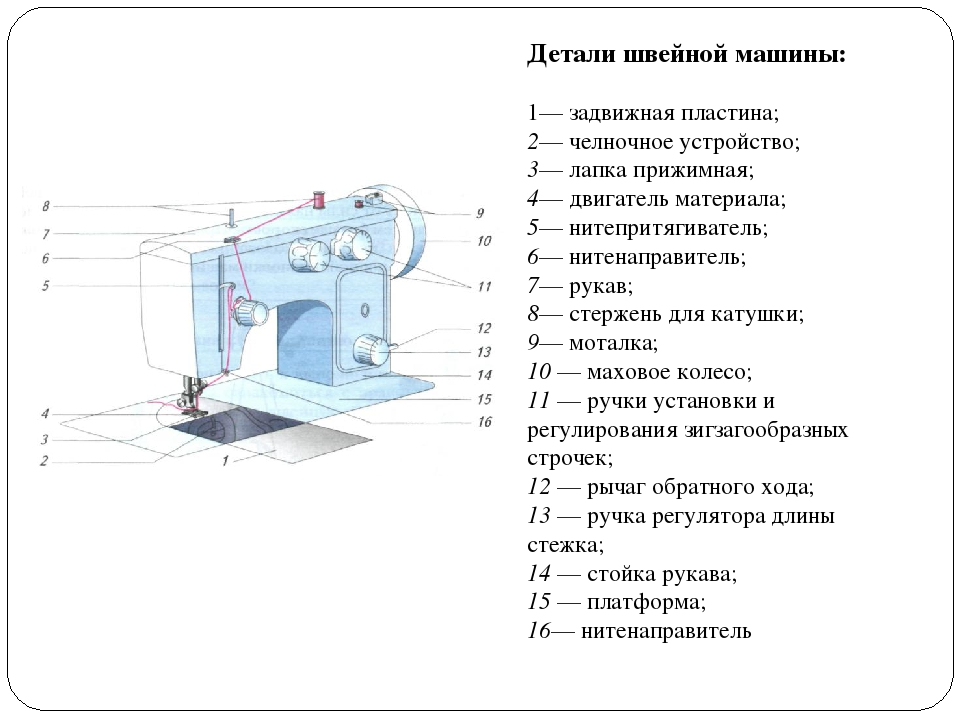 швейная машина картинка описание самка кролика