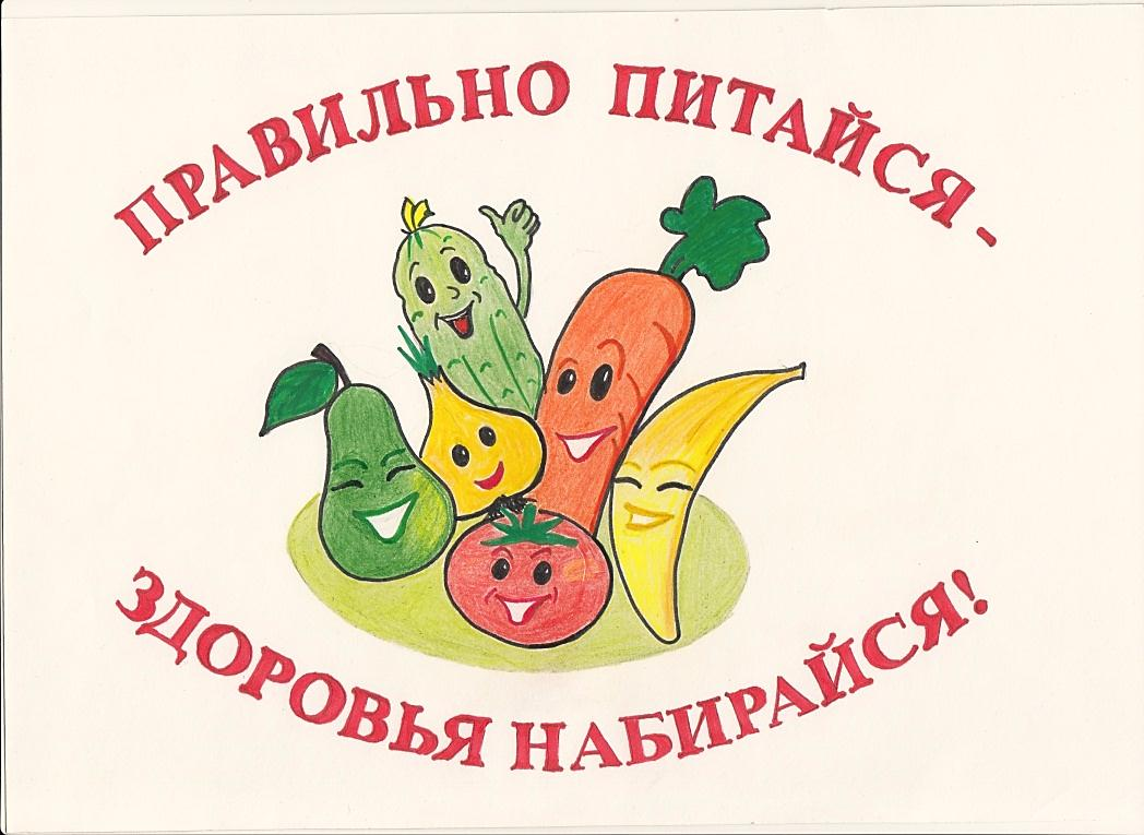 Картинки тема здорового питания