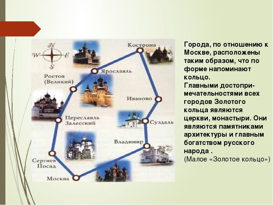 стоимость карта золотое кольцо россии малое тому светлые