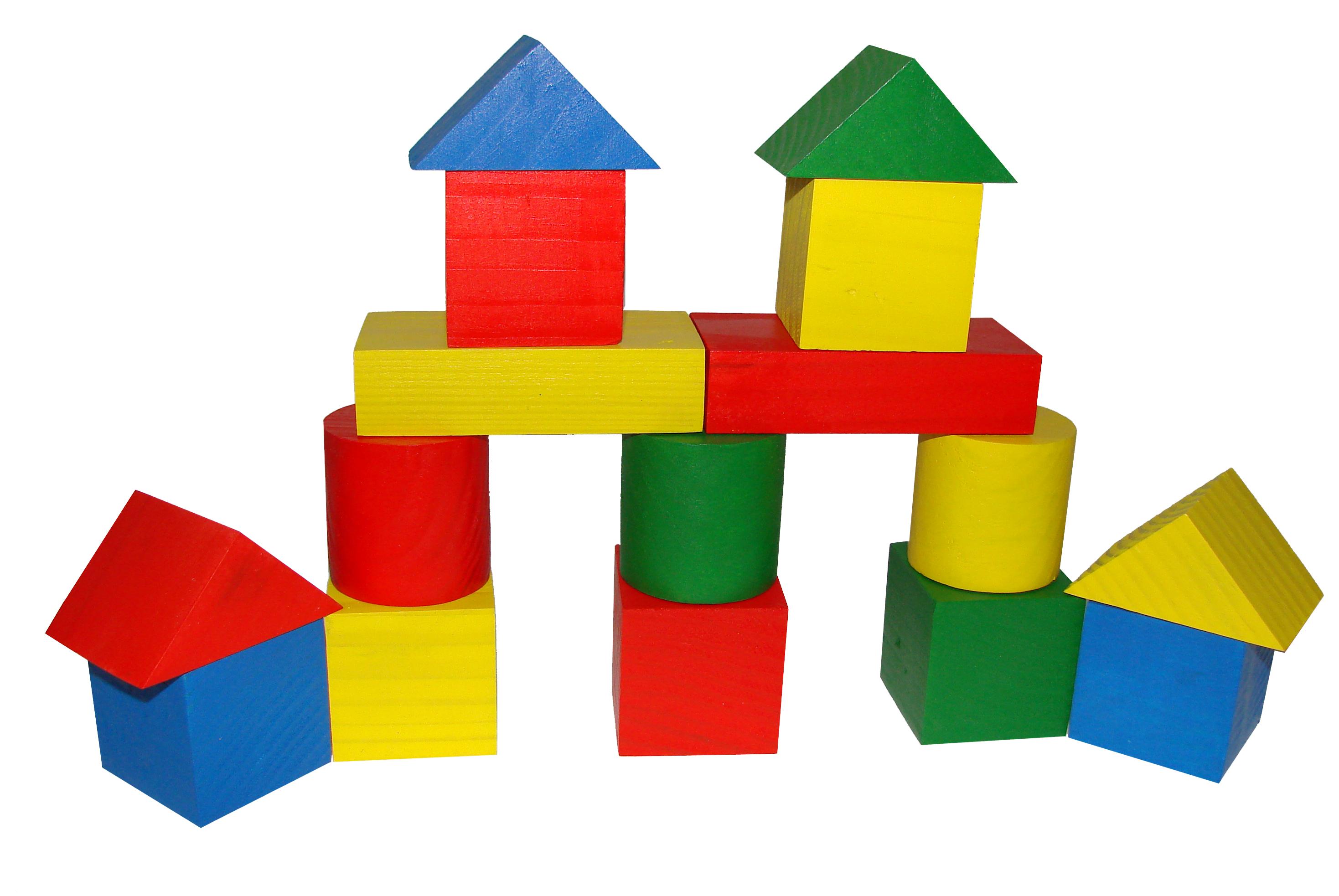 Конструирование в детском саду картинки построек