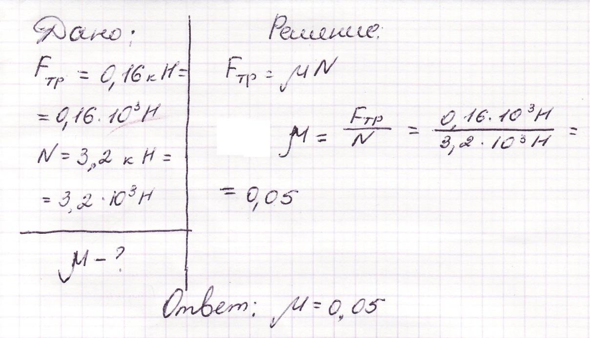 Сила трения решение задач по физике процесс решения групповой задачи