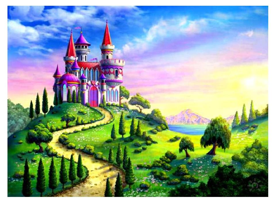 Сказочное царство картинки