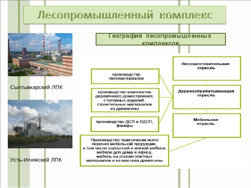 лесная промышленность россии презентация села баянгол всё