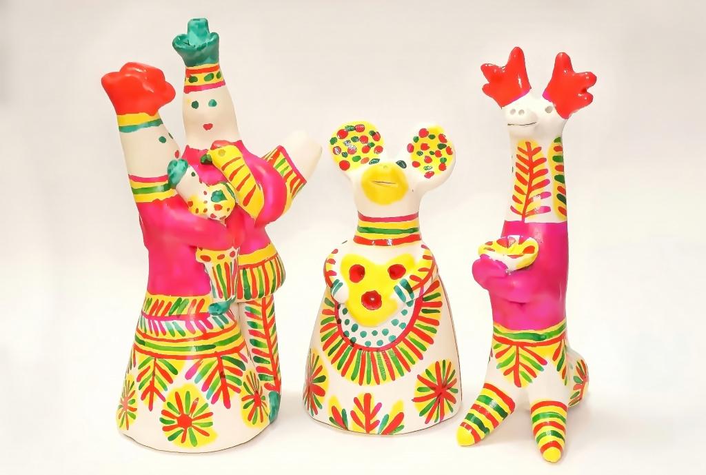 Картинки филимоновские игрушек