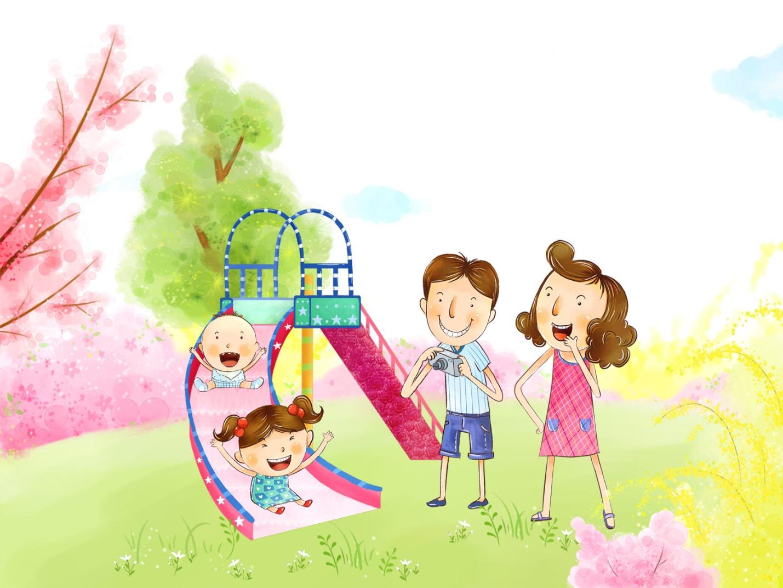 Рисунок на тему мы счастливая семья