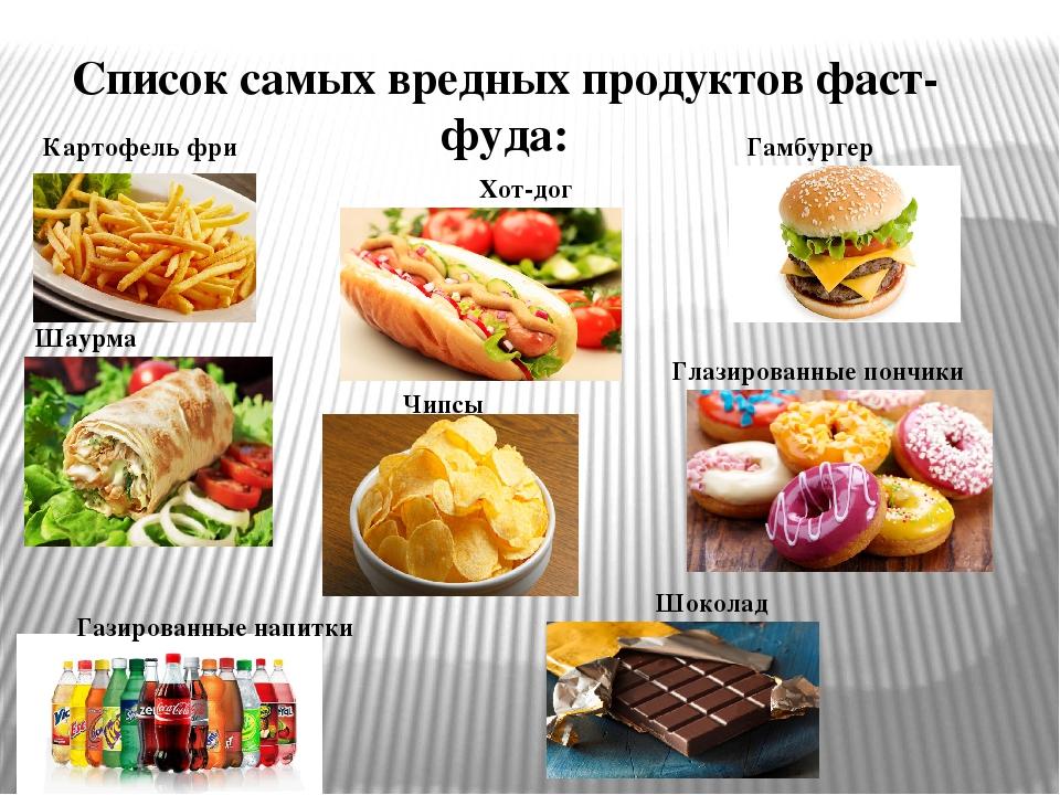 Рейтинг самых вредных диета
