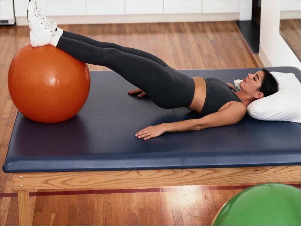 Лечебная физкультура для похудения