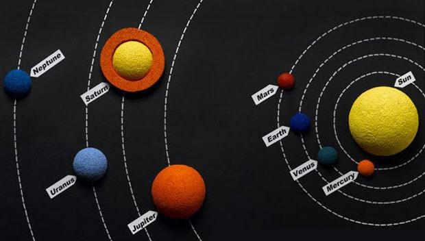 Планет солнечной системы своими руками