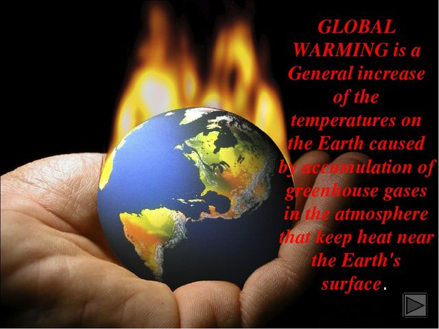 global warming breaking our planet apart How you can stop global warming even a seemingly slight average temperature rise is enough to cause a dramatic transformation of our planet let us break it.