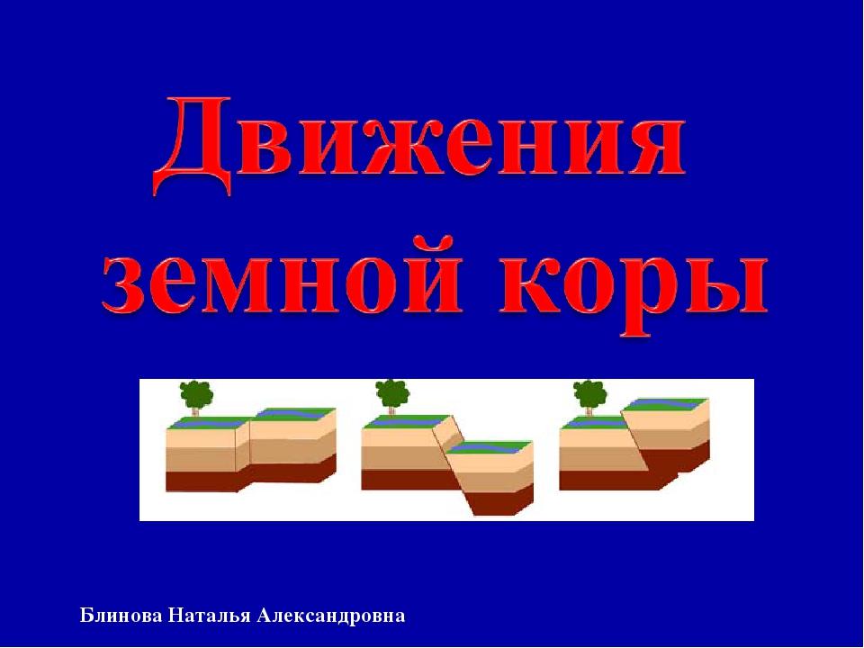Блинова Наталья Александровна