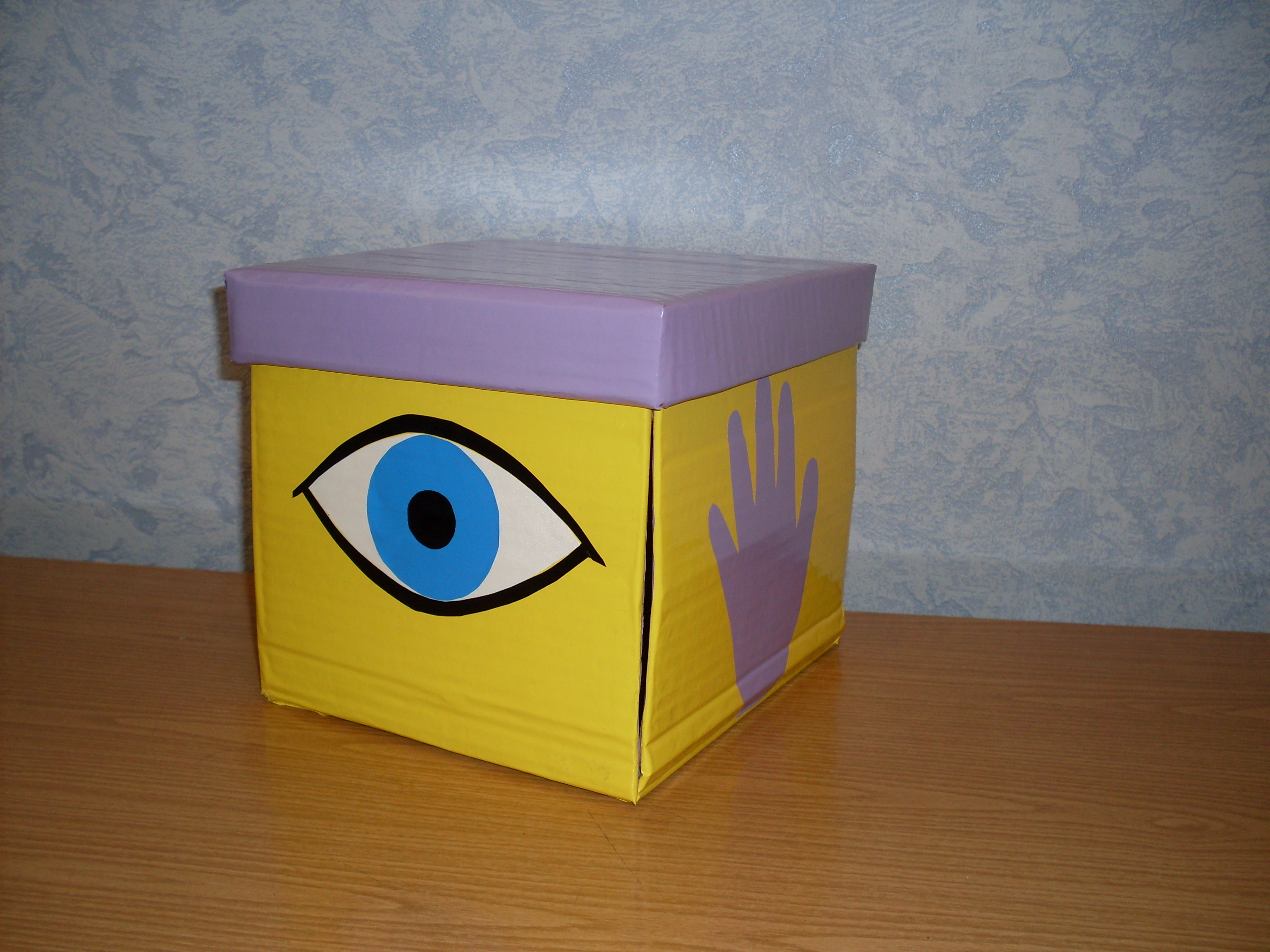 Поделки из коробок своими руками 39