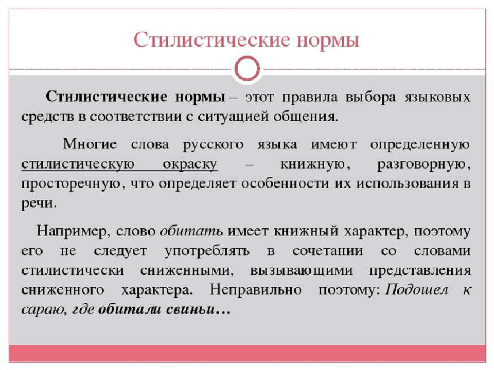 Словообразовательные нормы русского языка реферат 1961
