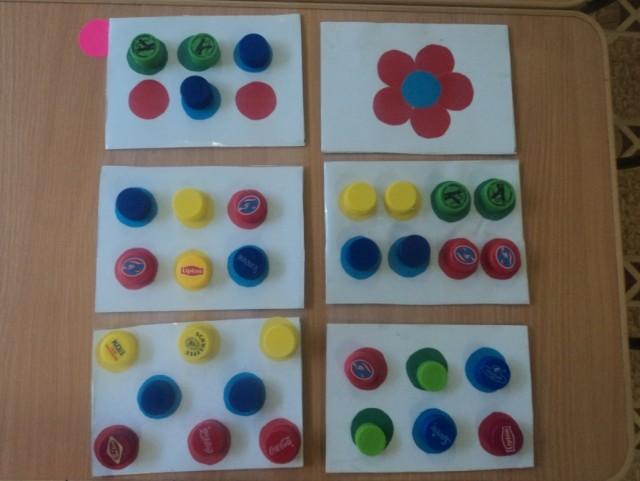 Полифункциональные игры в детском саду своими руками
