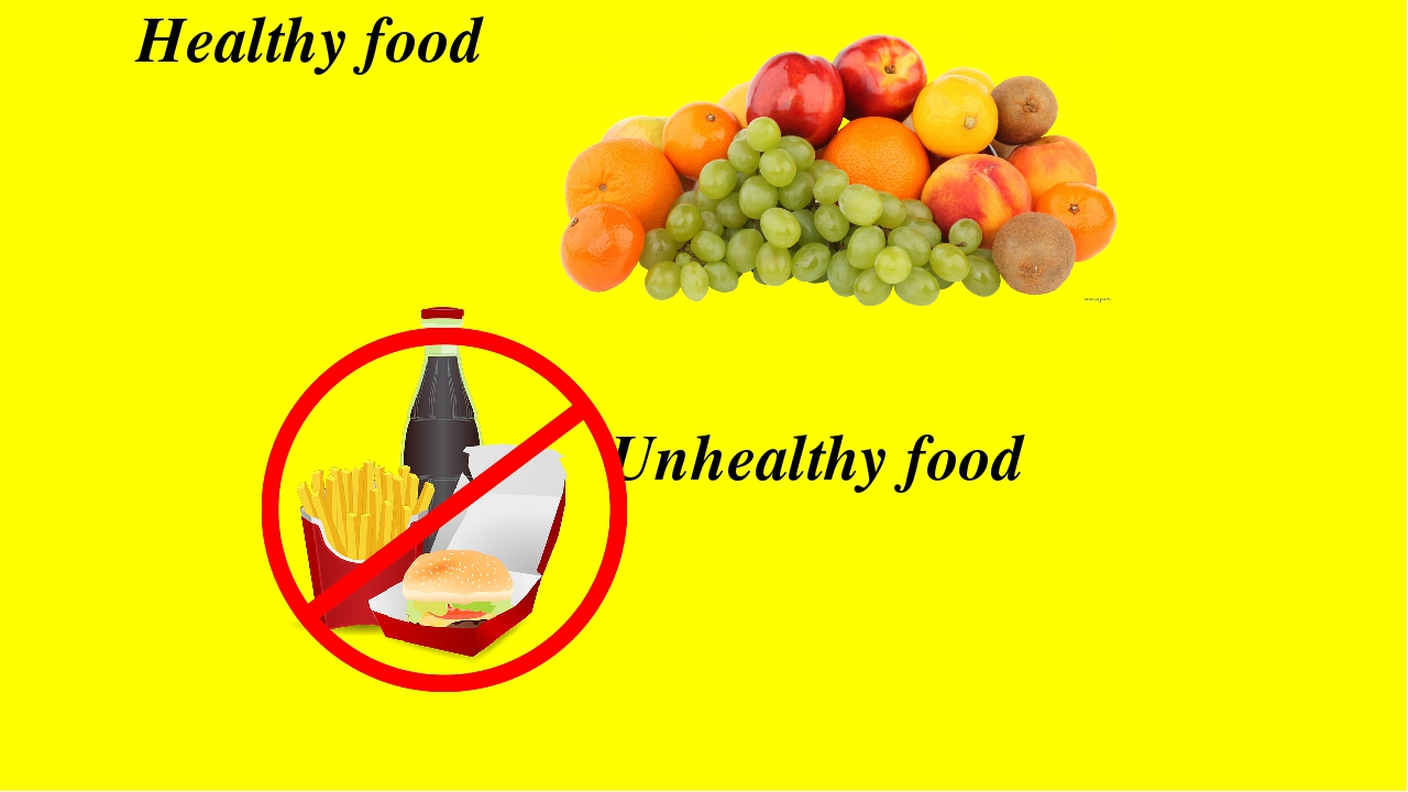 nutrition facts of healthy and unhealthy Healthy eating for all ages they are based on the new zealand nutrition guidelines, with some handy tips for helping you achieve healthy.