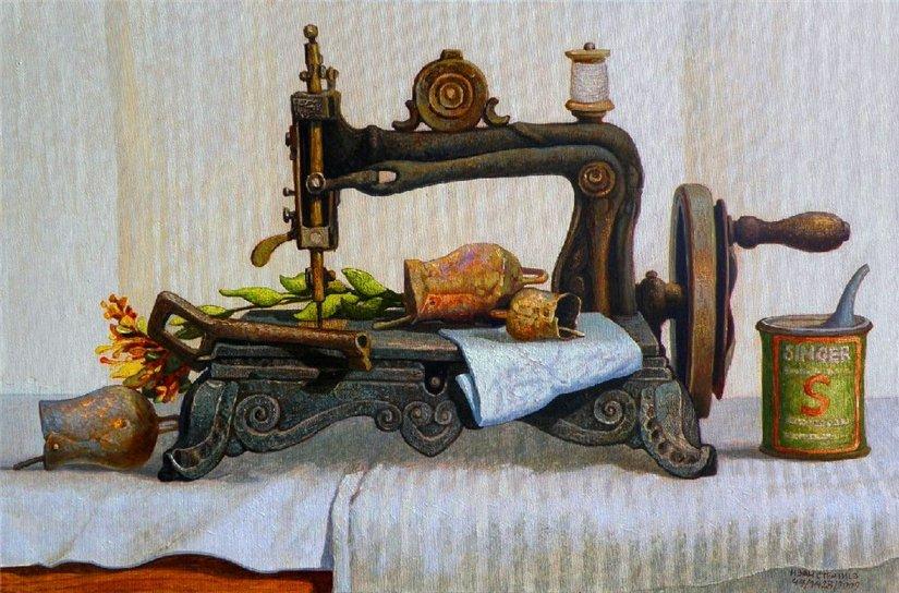 Картинки со швейными машинками, картинки днем строителя
