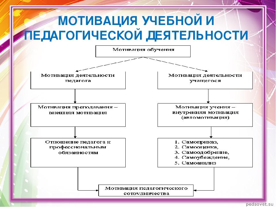 мотивационная составляющая в деятельности педагога соответствии санитарным законодательством