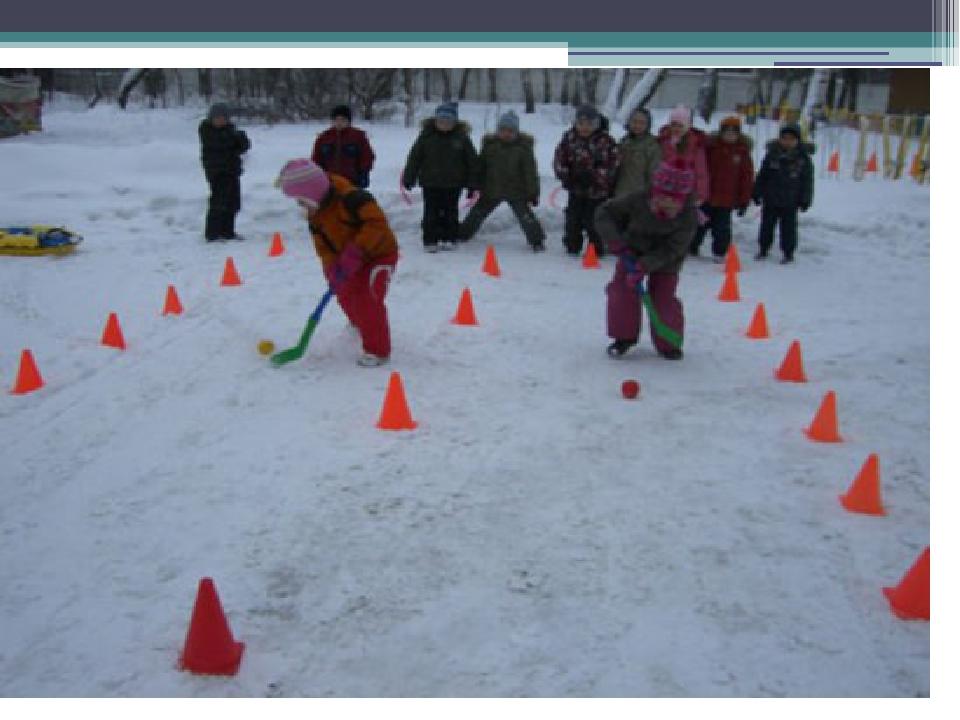 Конкурсы зимние на улице для детей