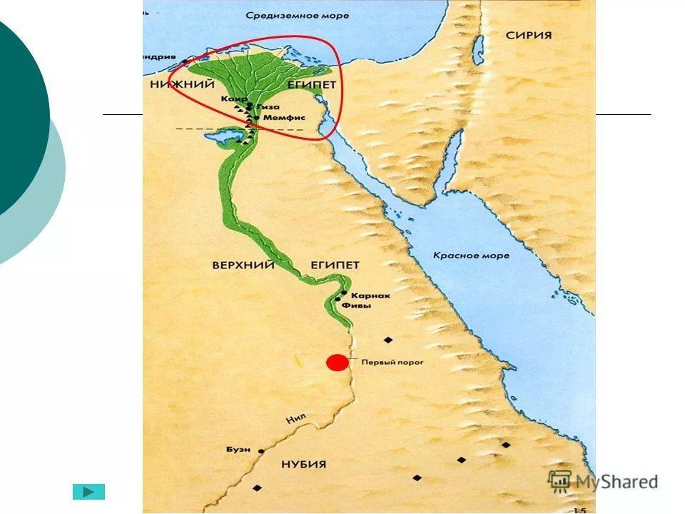 это древний египет карта фото представлении многих соседей