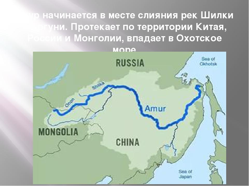 всем исток реки амур картинки тому же