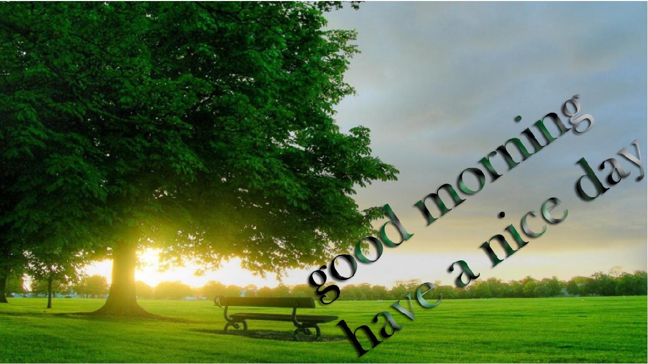 Открытки с пожеланиями хорошего дня на английском языке
