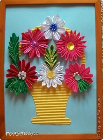 Цветы ко дню матери поделки своими руками