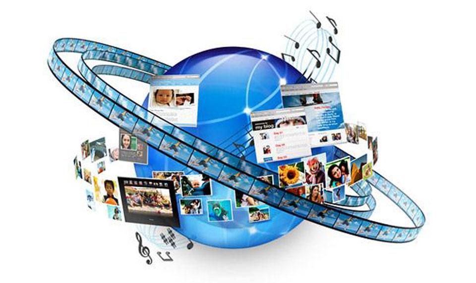 Что такое мультимедийные открытки, днем