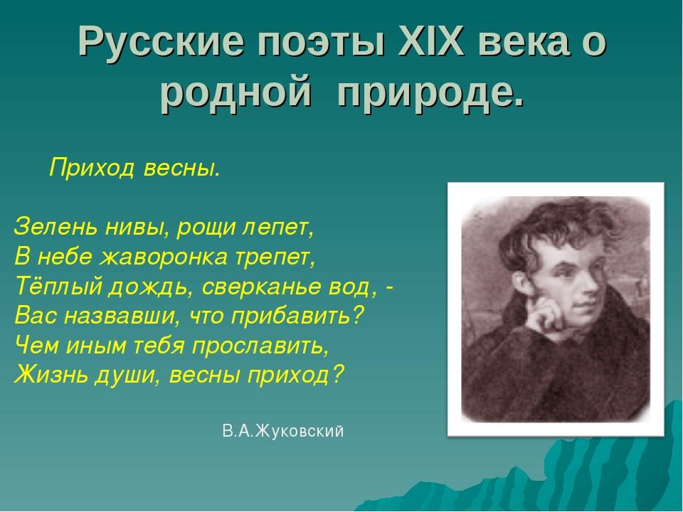 дерева имеет 7 класс стихи русских поэтов 19 века черные кобели щенки