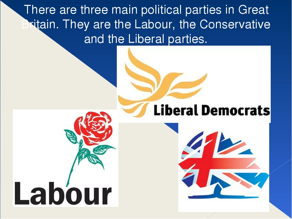 development of political parties in great britain Ideology, the state and welfare in britain tutions such as political parties  this development is associated also with changing conceptions of.