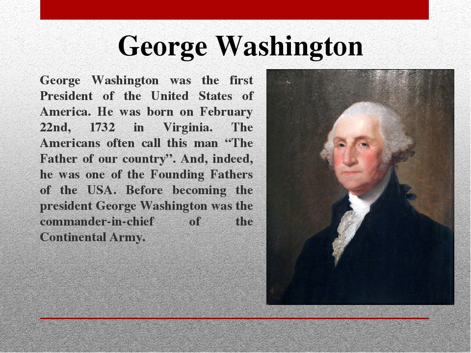 according to george washington were americans to maintain unity and devotion to the ideals of the am The american revolutionary war and the war of 1812 is just one title in this 5 book series that george washington the americans were not dependent on the.