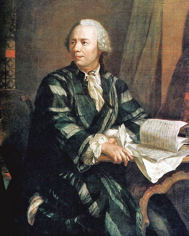 a biography of swiss mathematician leonhard euler