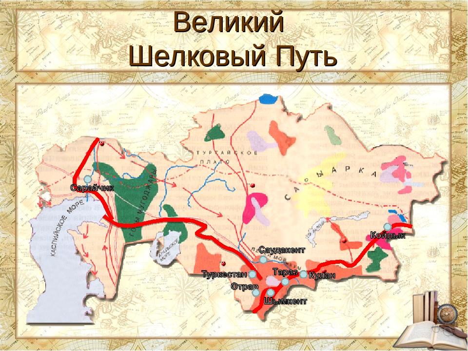 Великий Шелковый Путь