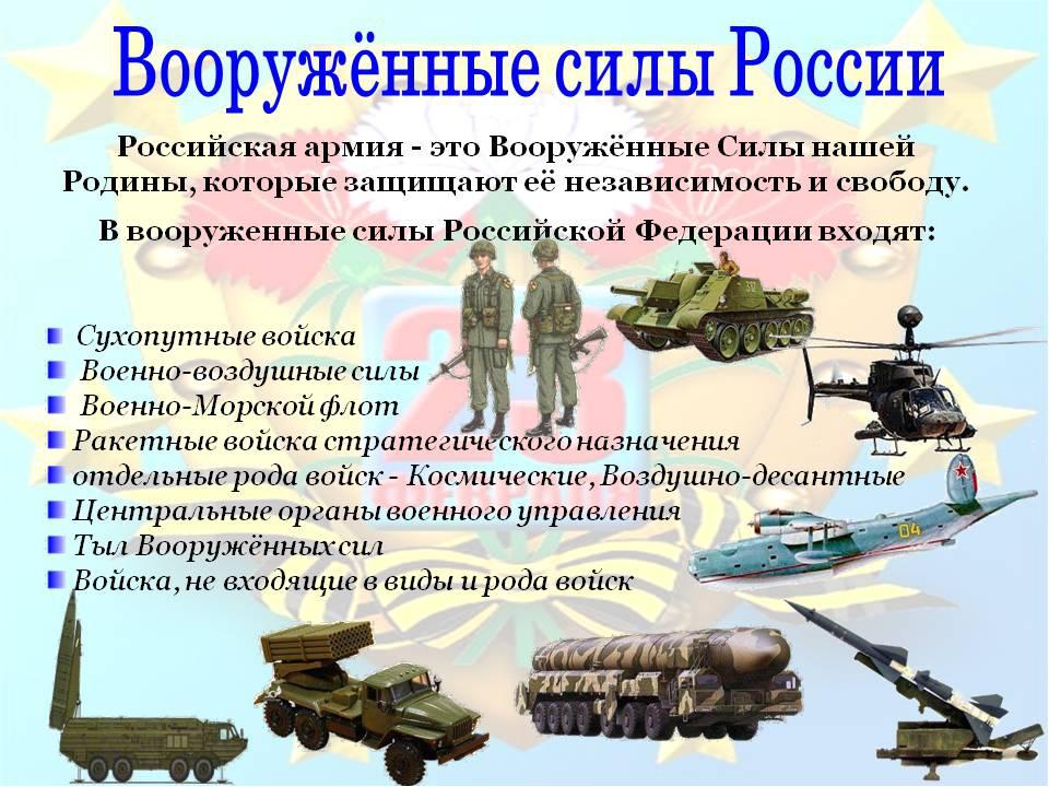 чем картинки армии россии на презентацию часто показывают