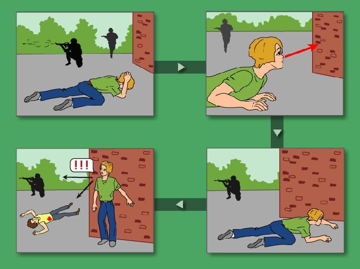 Поведение заложников картинки
