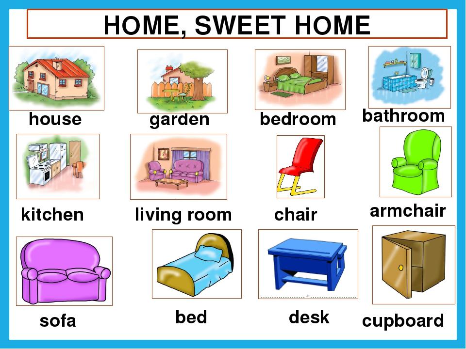 качестве английский в картинках тема домашние хотите получить тёплое