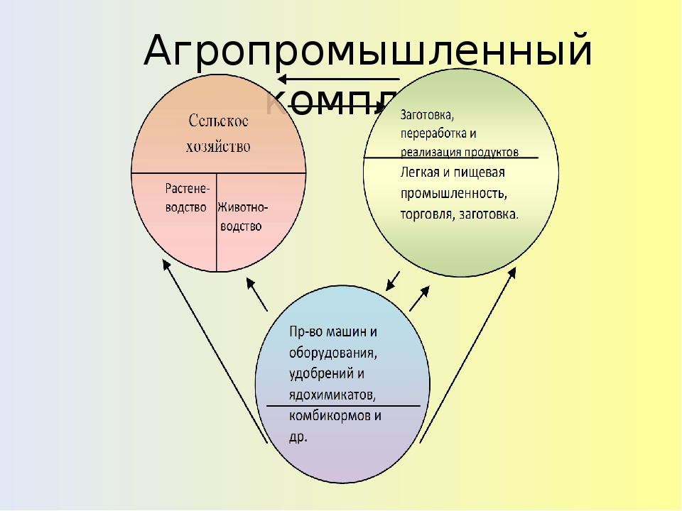 Агропромышленный комплекс