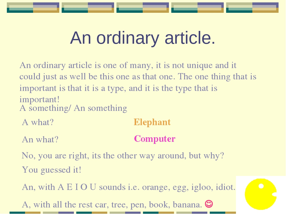 this is an article Learn how to use the english definite article the and the indefinite article a or an usage for english learners and teachers.