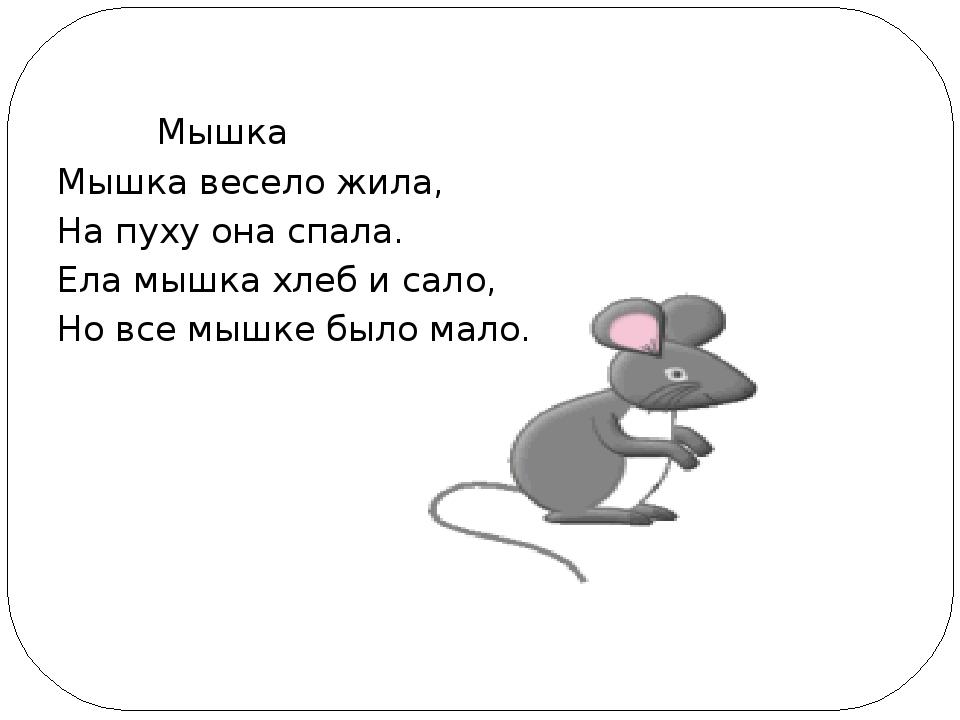 прикольные стихи мышки стенах развесьте плазменные