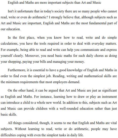 Эссе по английскому про библиотеки 4960