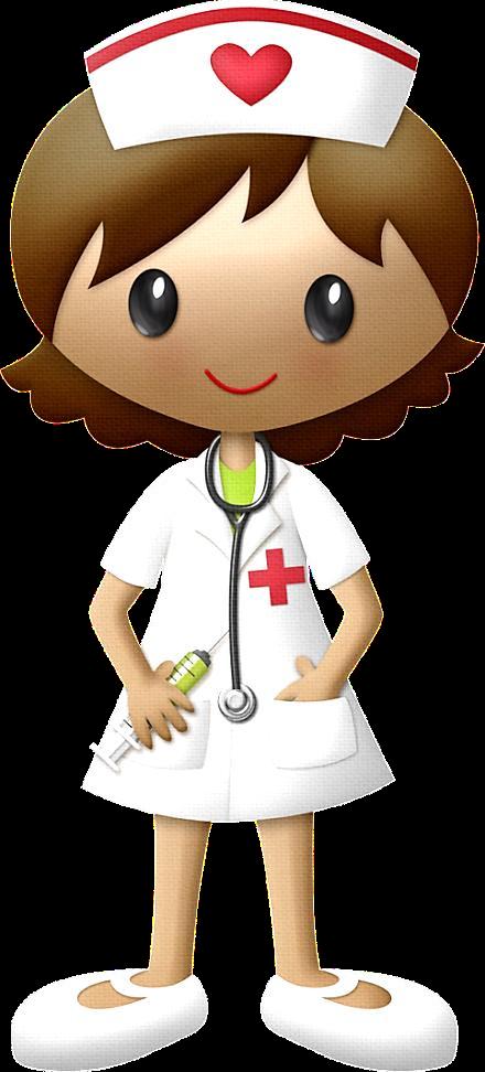 Картинка медсестры для детей