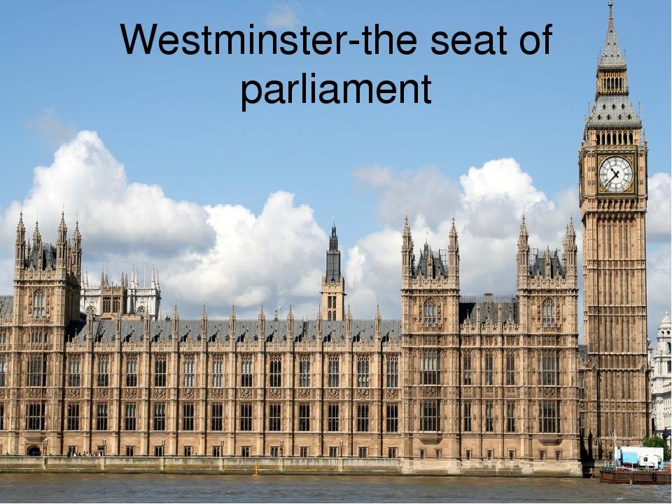 the development of british parliament