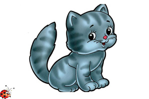 картинки для детей кошки