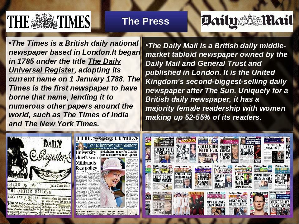 the role of media in britains daily life What life was like in britain during the second world war when britain went to war on 3 but justly proud of its unique role in gaining the allied victory.