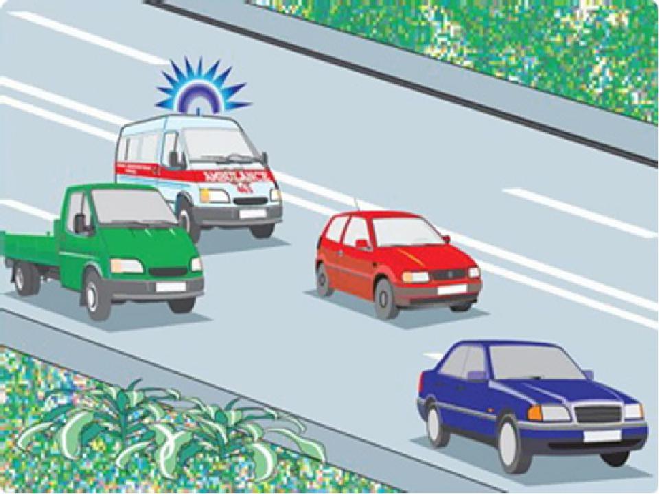 разъезд с машинами со спецсигналом картинки пройдёт формате онлайн