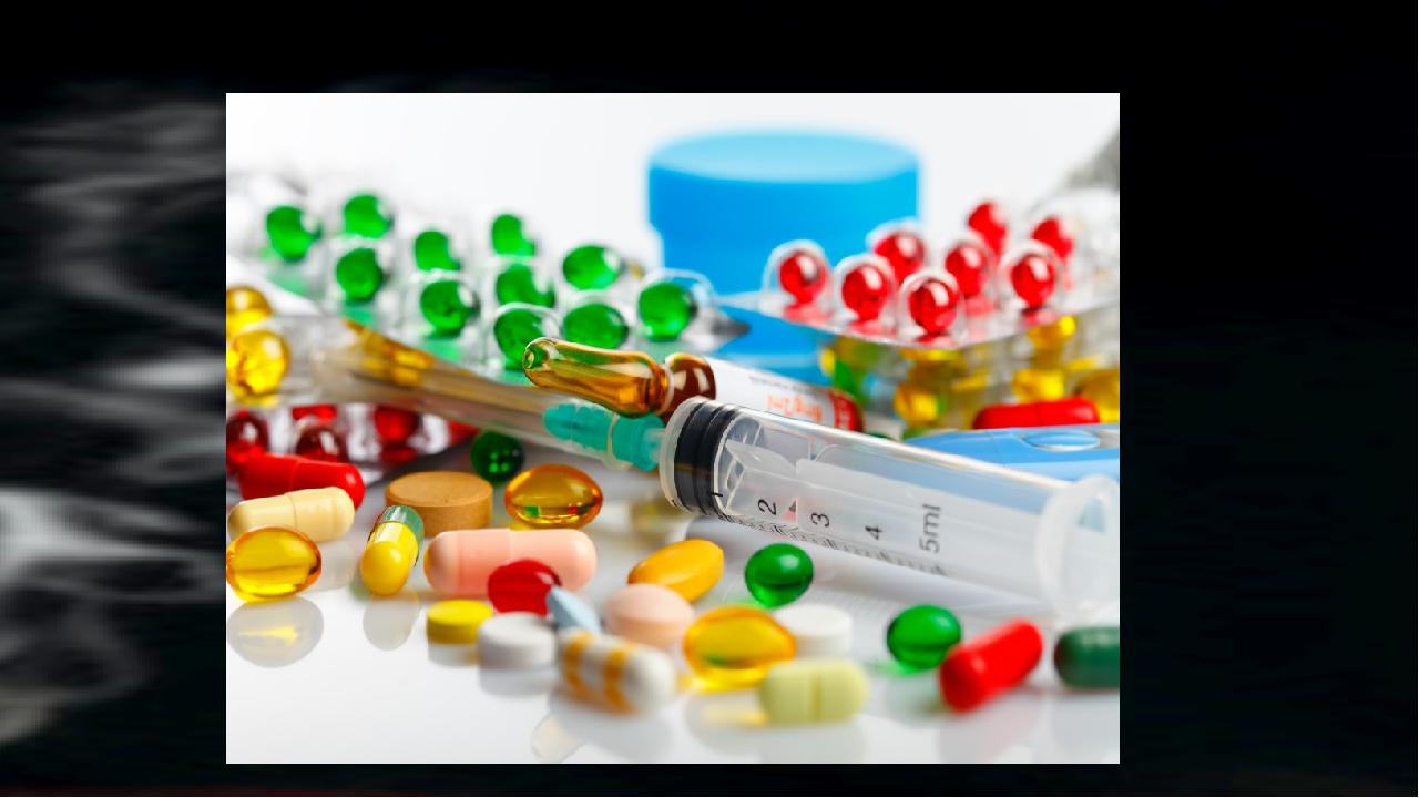Есть наркотики, которые успокаивают, обезболивают.