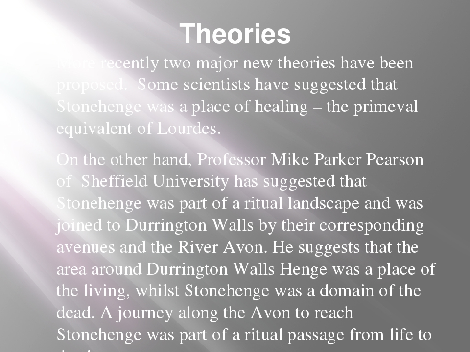 m2 discuss two major theories M2 – discuss two major theories of ageing in relation the development of the individual in this part of my assignment i will be explaining the two major theories of ageing i will also be discussing the two major theories in relation to the development of the bob marley and evaluate the two major theories.