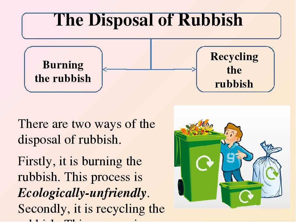 disposal rubbish essay Question a city needs to choose area rubbish disposal areas area a: a gravel pit has a capacity of 16 million cubic meters owing to the possibility of high groundwater the regional water pollution control board has restricted the lower 2 million cubic meters of fill to inert material only (earth, concrete, asphalt.