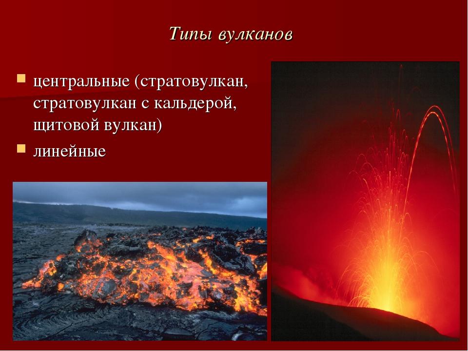 линейные и центральные вулканы картинки каталоге нашего
